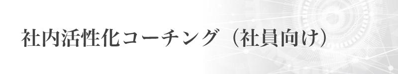 イマジンポケット 社内活性化コーチング(社員向け)