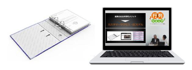 イマジンポケット「行列ショッププログラム」 テキストと動画イメージ